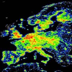 carte pollution lumineuse en europe.jpg